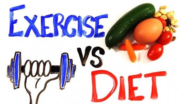 spor diyet egzersiz