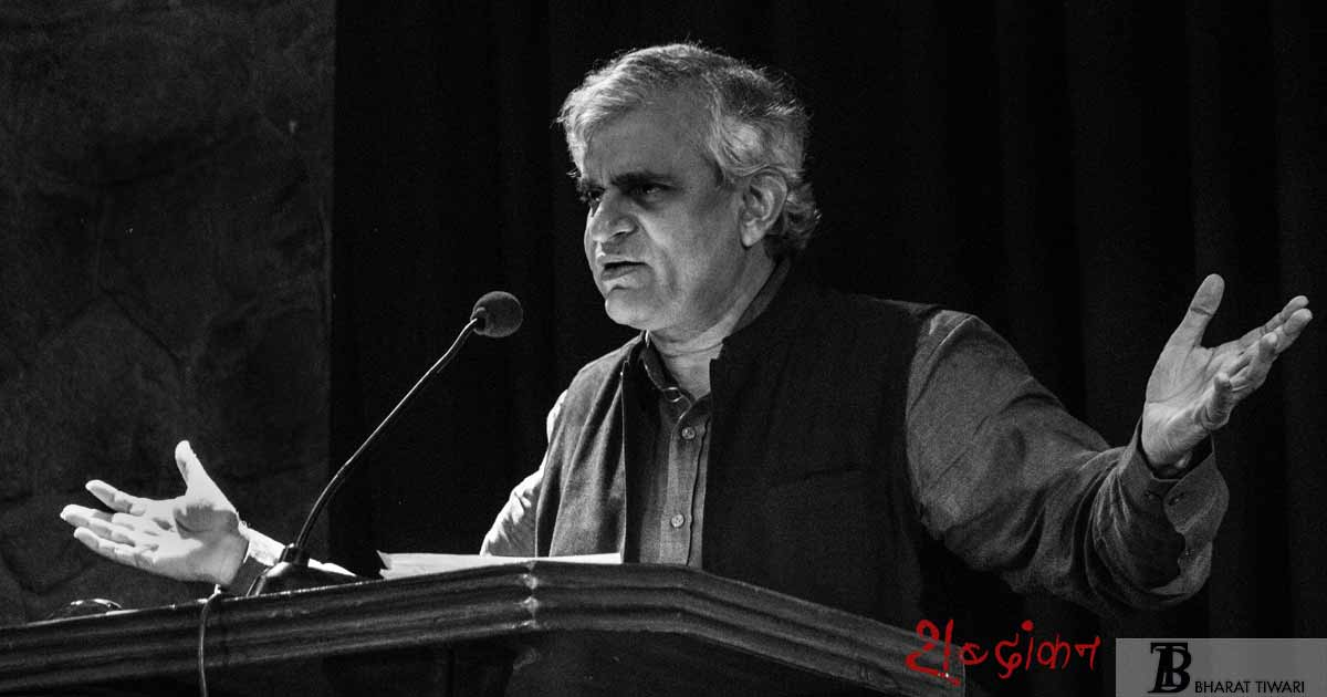 P Sainath D. S. Borker Lecture Series Photo Bharat Tiwari