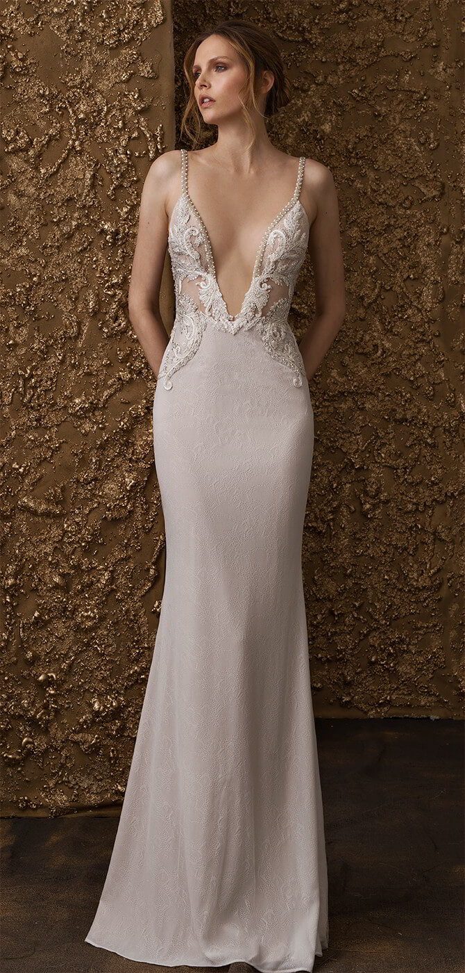 Nurit Hen 2018 Wedding Dress