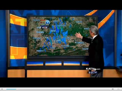 Arkansas TV NEWS: KATV Weather Guessers Get a New Home on fox 16 weather, kthv weather, wtte weather, kark weather, your local weather, wpxi weather, wttg channel 5 weather, wkef weather, arkansas weather, wxia-tv weather, wotv weather, today's thv weather, wqow weather, wplg weather, wapt weather, kfxa weather, wncn weather, wtvf weather, channel 8 weather, kdfw weather,