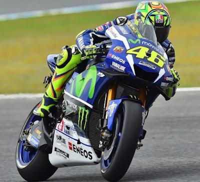 Marquez: Rossi Itu Legenda Utama MotoGP