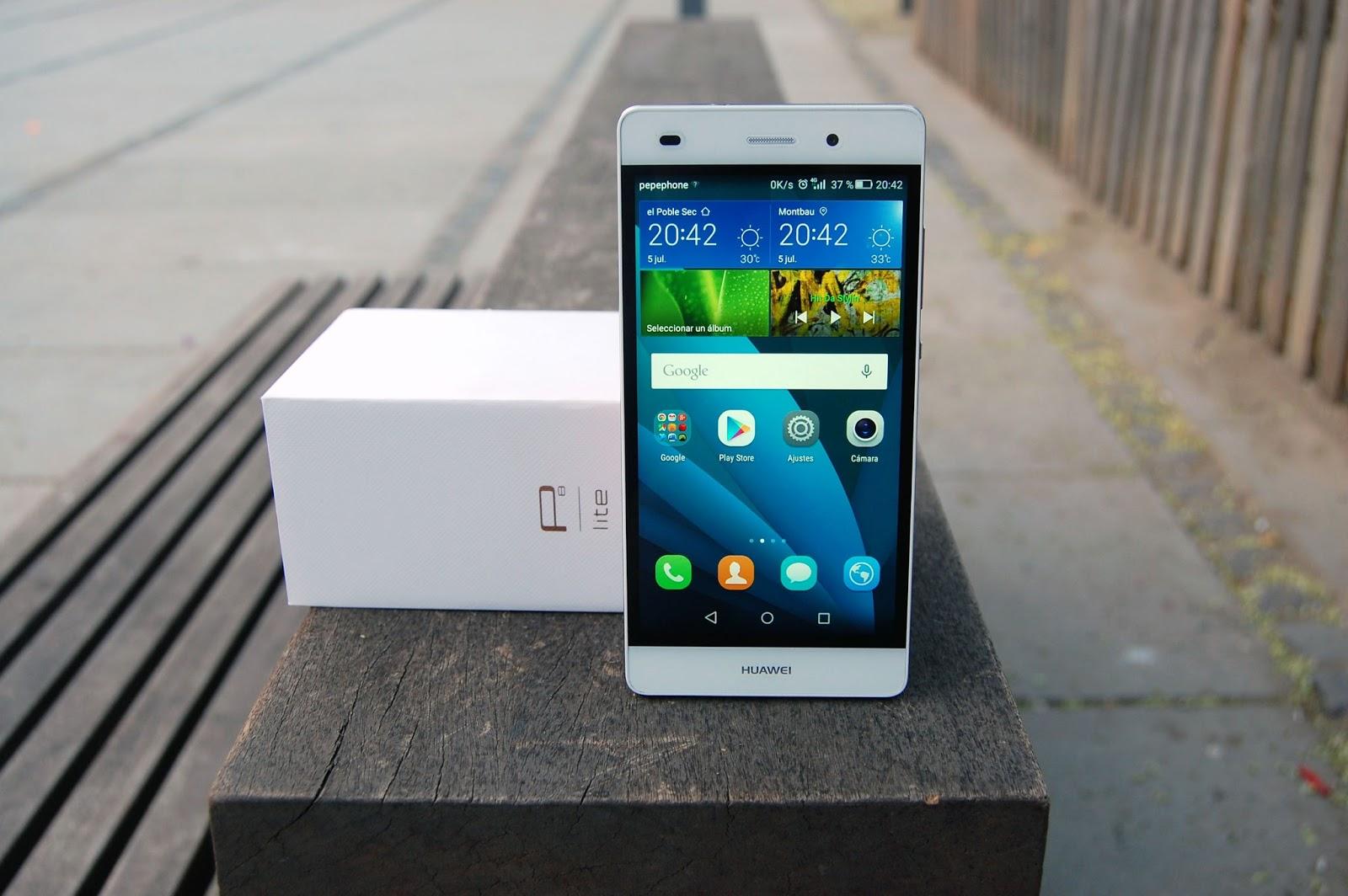 a09a6d8a567 Tu LoCoMoToR73: Huawei P8 Lite Características y opiniones