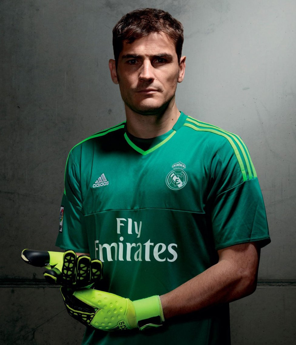 camisetas del real madrid a lo largo de su historia