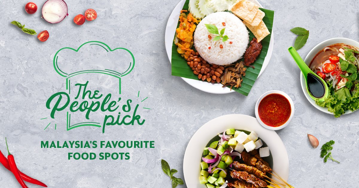 GrabFood: Vote For The People's Pick!