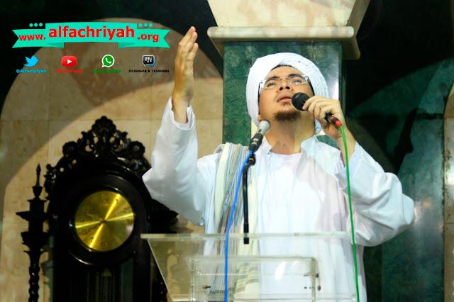 [Video] Habib Jindan Al Fachriyah: Pasang Spanduk Tolak Jenazah di Masjid itu Penistaan Agama
