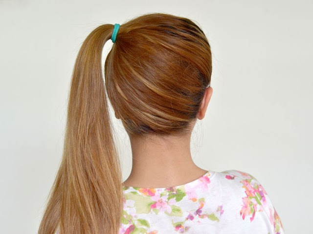 coda laterale acconciature estate 2016 coda acconciature coda pettinature estate 2016 tendenze capelli estate 2016 ponytail summer ponytail summer trend hair trend mariafelicia magno fashion blogger color block by felym blogger italiane