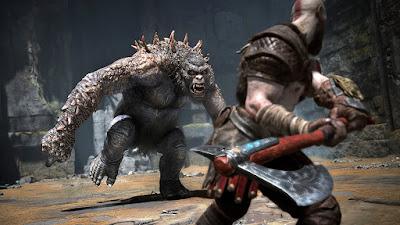 God of War Game Screenshot 12
