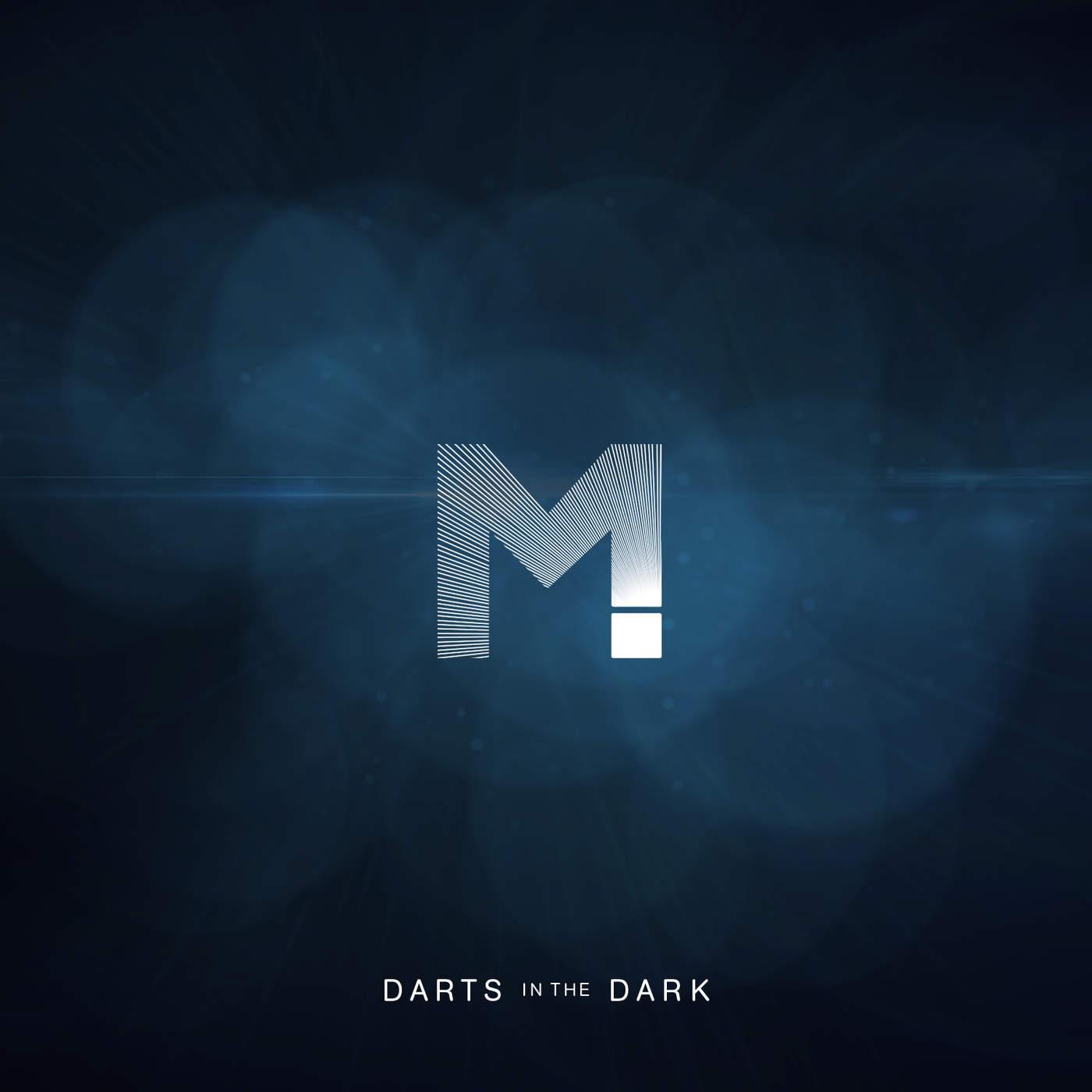 MAGIC! - Darts in the Dark - Single
