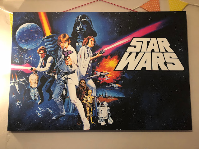 Star Wars Canvas