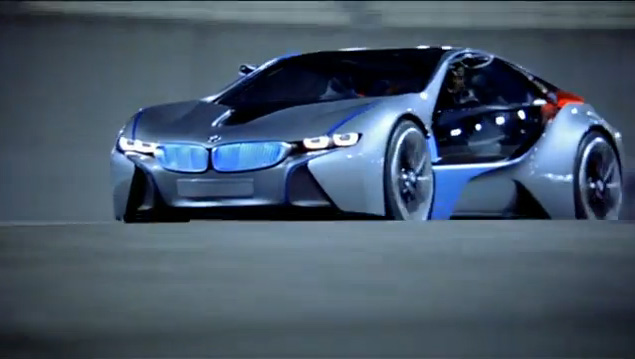 Mission Impossible 4 Trailer Featuring Bmw I8 And 6 Series Convertible Video