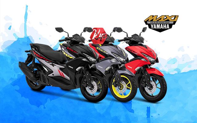 Yamaha aerox 155vva price in surabaya starting from idr 24.80 million, check september 2021 promo, dp, loan simulation and installment. Harga Aerox di Surabaya Terbaru | Kredit Motor Yamaha Surabaya