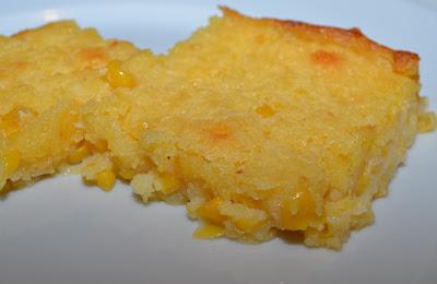 Easy Corn Bread Recipe with Creamed Corn
