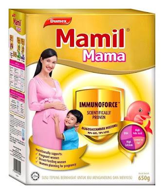 susu formula mamil mama