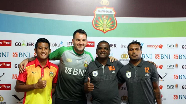 Demi Puncak Klasemen, Persipura Siap Jungkalkan Bhayangkara FC di Patriot