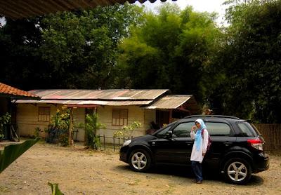 Kawasan Konservasi Tanah Tingal Lokasi Syuting Sinetron Si Doel