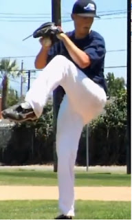 When you use your legs to keep your core vertical into your front leg lift, you produce exceptional results. When your legs create a core tilt, you never really know where your next pitch will end up?