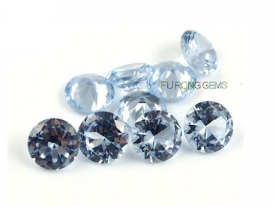 Synthetic-Blue-Spinel-#104-Color-Round-stones-China