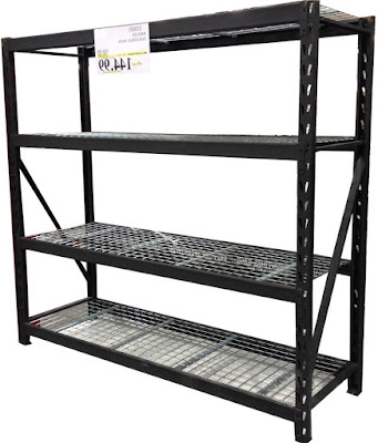 Garage Shelves Costco Idea