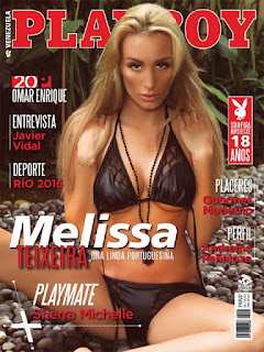 Playboy Venezuela-Mayo 2016 PDF Digital