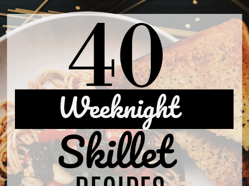 40 Weeknight Skillet Recipes