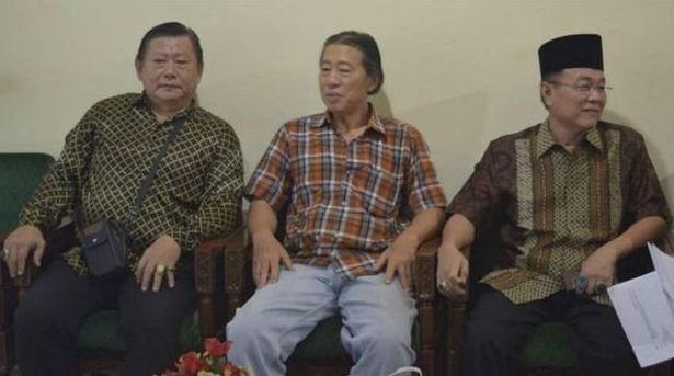 Warga keturunan Cina di Yogyakarta sudah menempuh berbagai upaya tapi selalu gagal
