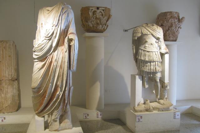 Estàtues de marbre