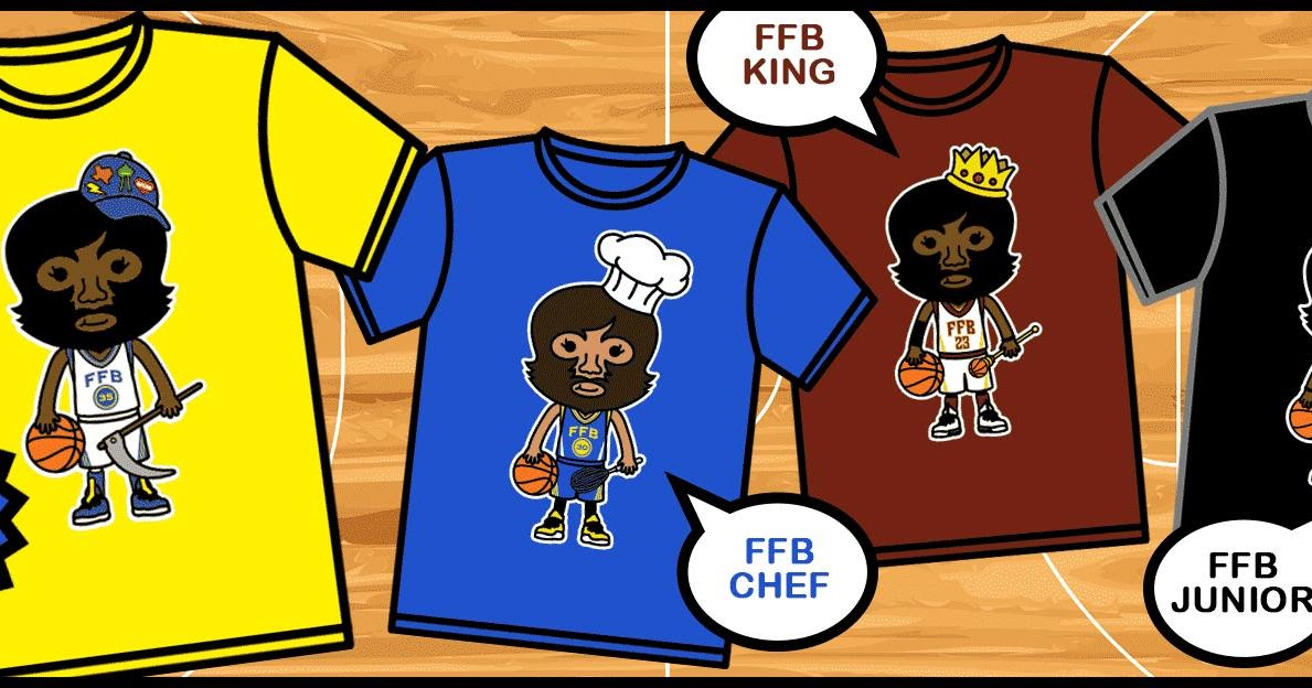 The Blot Says Nba Finals 2018 Ffb T Shirt Collection