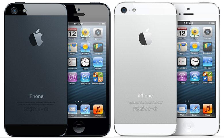 Cách phân biệt Model Number và Firmware download cho iPhone 5 LTE