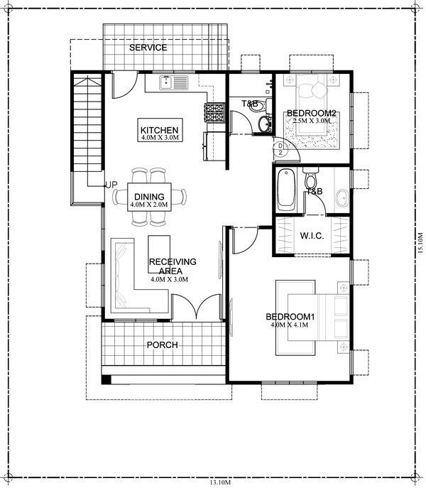 Beautiful House Photos With Free Floor Plans Estimates