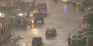 وفاة مواطن صعقًا بالكهرباء بمنطقة كرموز الإسكندرية بسبب موجة الطقس السيئ التي تضرب البلاد