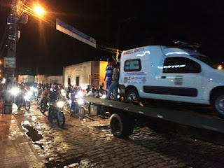 Barra da Estiva ganha ambulância 0Km