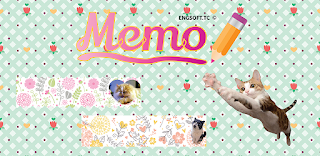 https://play.google.com/store/apps/details?id=tc.engsoft.catmemo_lite