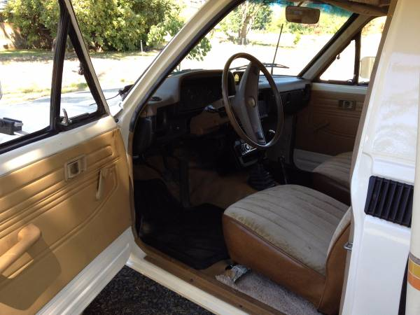 Used RVs 1982 Toyota Sunrader 4x4 Turbo Diesel For Sale by ...