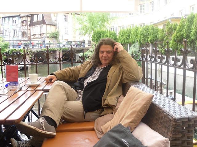 Ο Συγγραφέας Τάσος Αγγελίδης Γκέντζος με τέσσερα νέα λογοτεχνικά βιβλία μέσα σε λίγους μήνες...