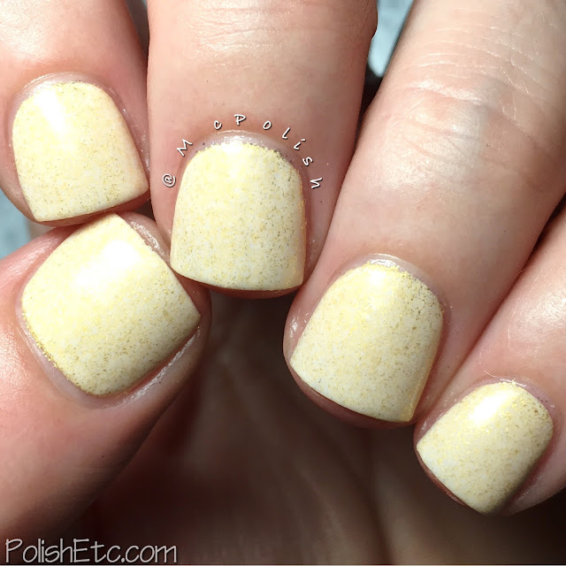 Nine Zero Lacquer - The Valley Isle Collection - McPolish - Coconut