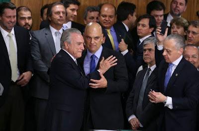 Pedido de impeachment contra Michel Temer está em discussão no STF