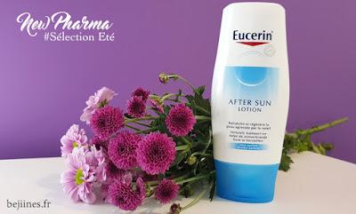 7 produits été - NewPharma eucerin after sun lotion