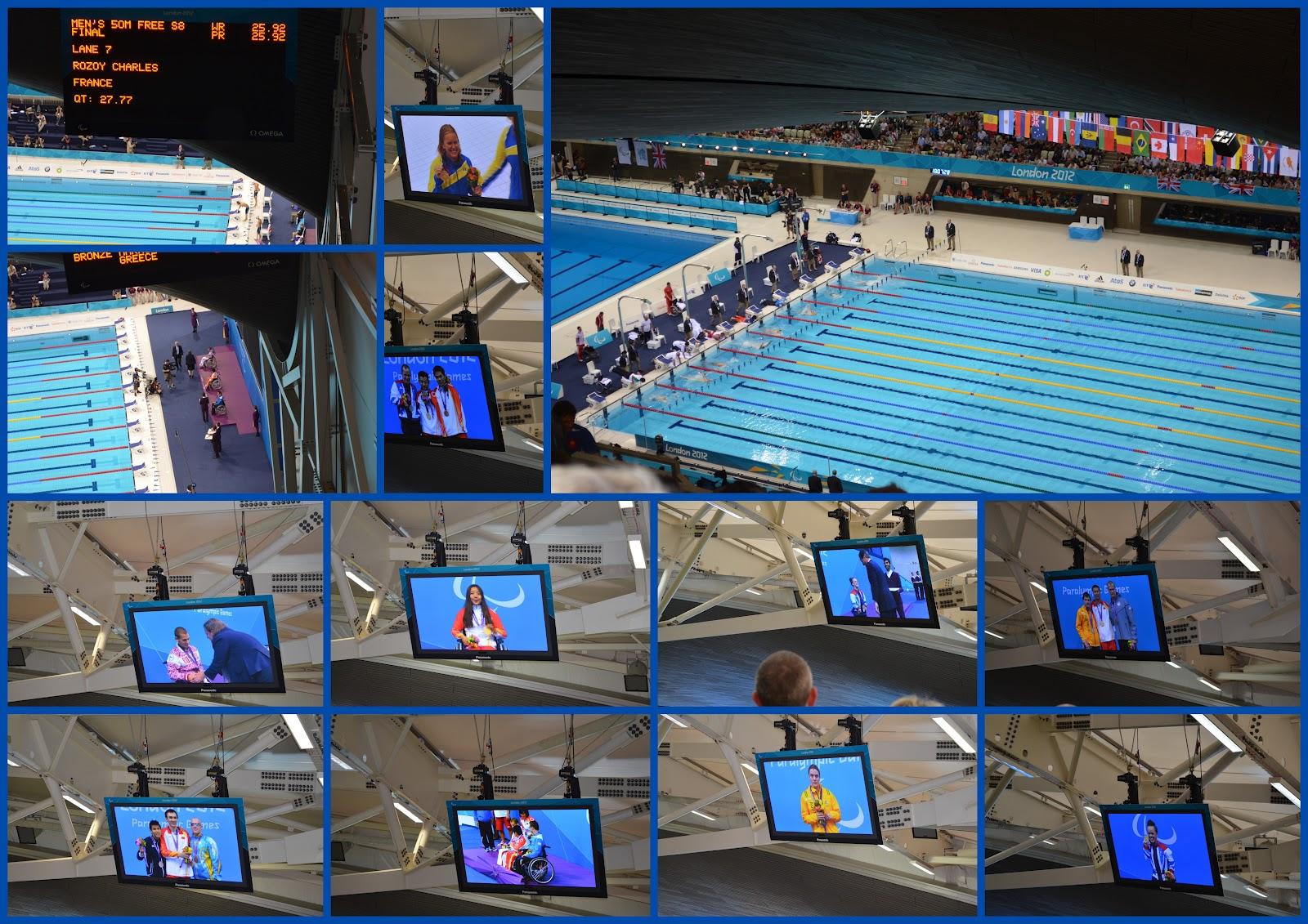 Dlgation aux Jeux Paralympiques Londres 2012 A en perdre la voix