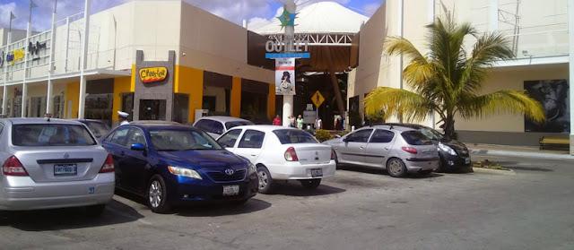 Como chegar ao Las Plaza Outlet em Cancún