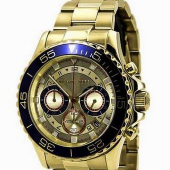 d09f194f0766 Michael Kors MK5792 Everest Chronograph Quartz Mens Watch
