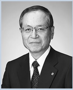 Tsuneji Uchida (COO Canon Inc.)