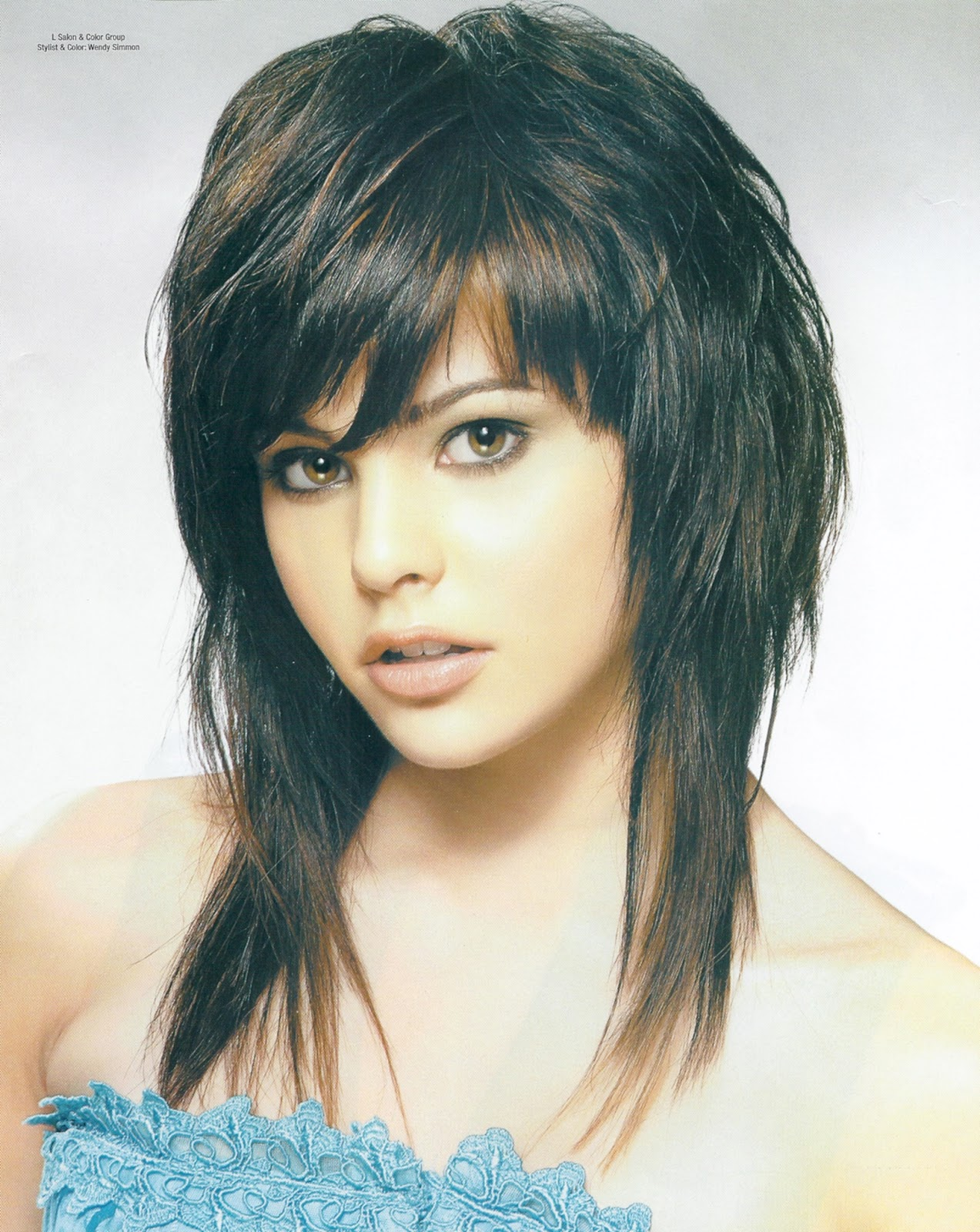 12+ Beautiful Long Hairstyle Punk Photos  Hair style