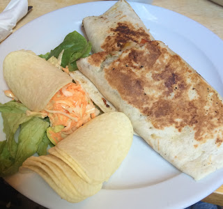 Veggie Wrap An Tearmann