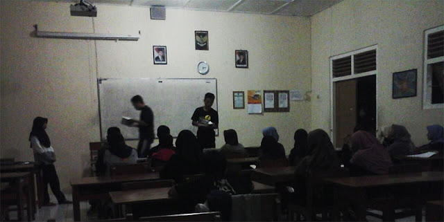 Materi kelas