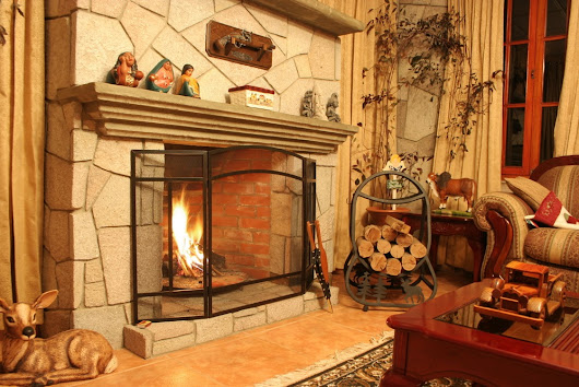 Lovely Home Accents - Home Improvement Tips: What Kind of Fireplace is Best for You?