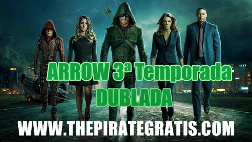 Download Arrow 3ª Temporada Completa GRATIS