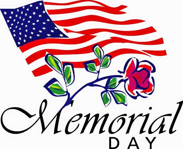 Memorial Day Clip Art