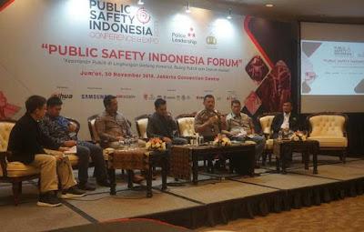 Stabilitas Keamanan Publik Perlu Didorong