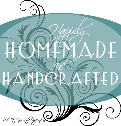 Happily Homemade & Handcrafted Party