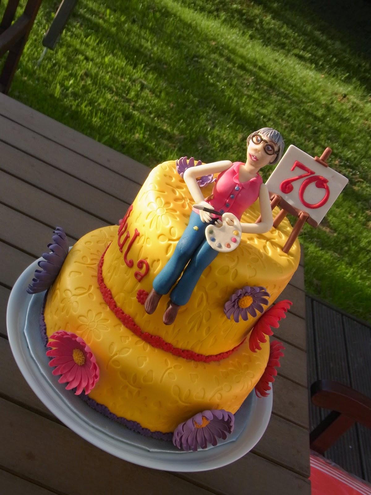 70 Er Geburtstag
